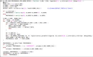 Iterative convergence - dual step